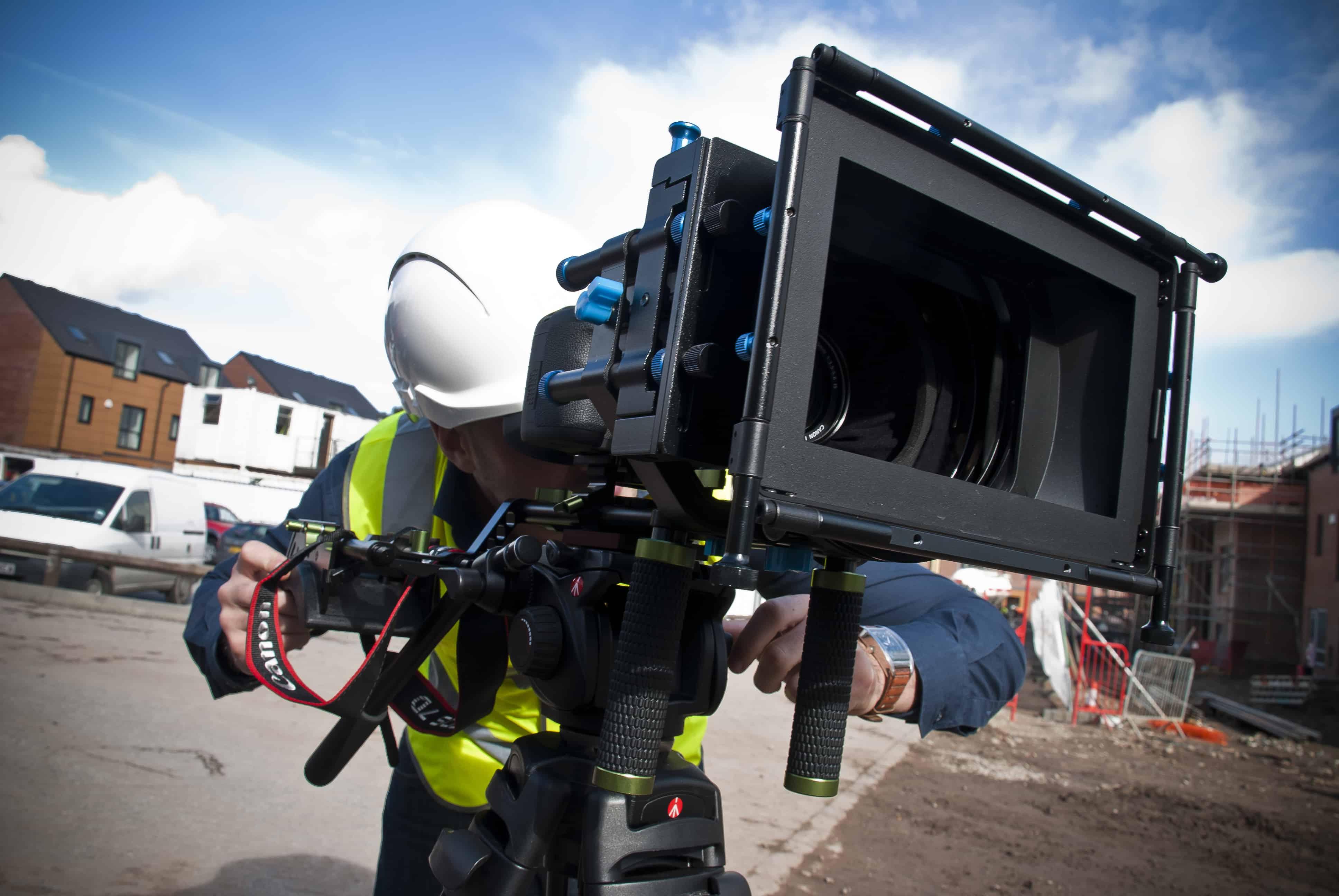 marketing agency liverpool - camera