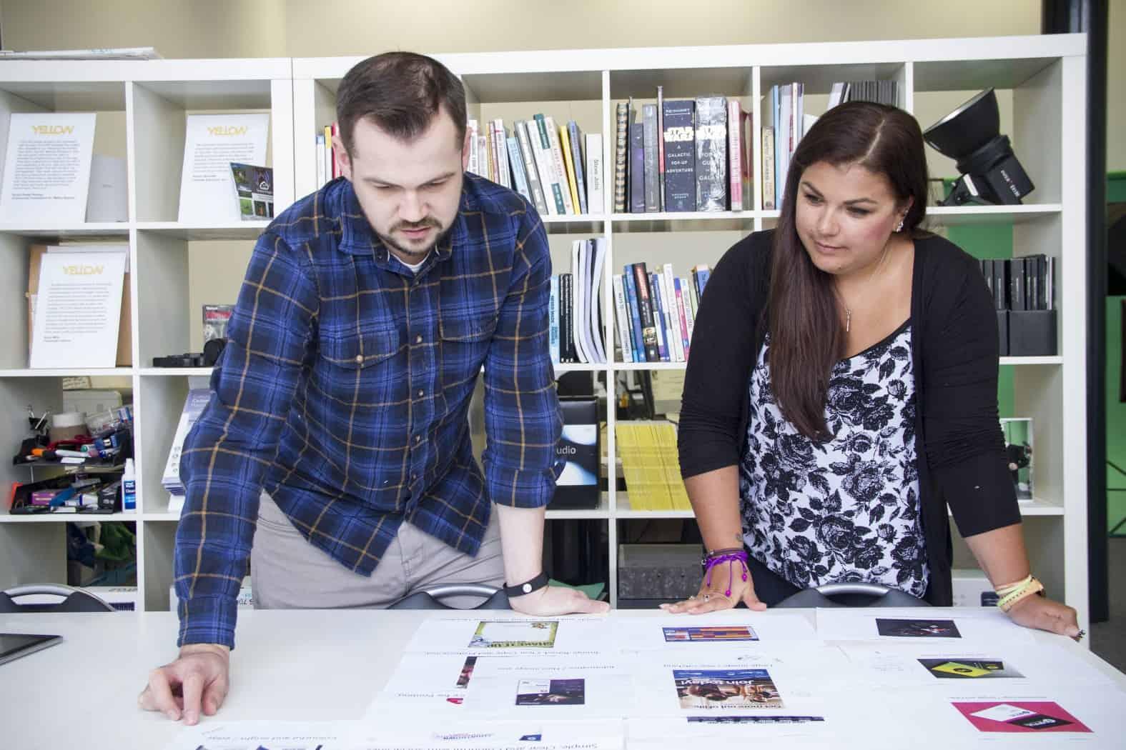 marketing agency liverpool - brainstorming