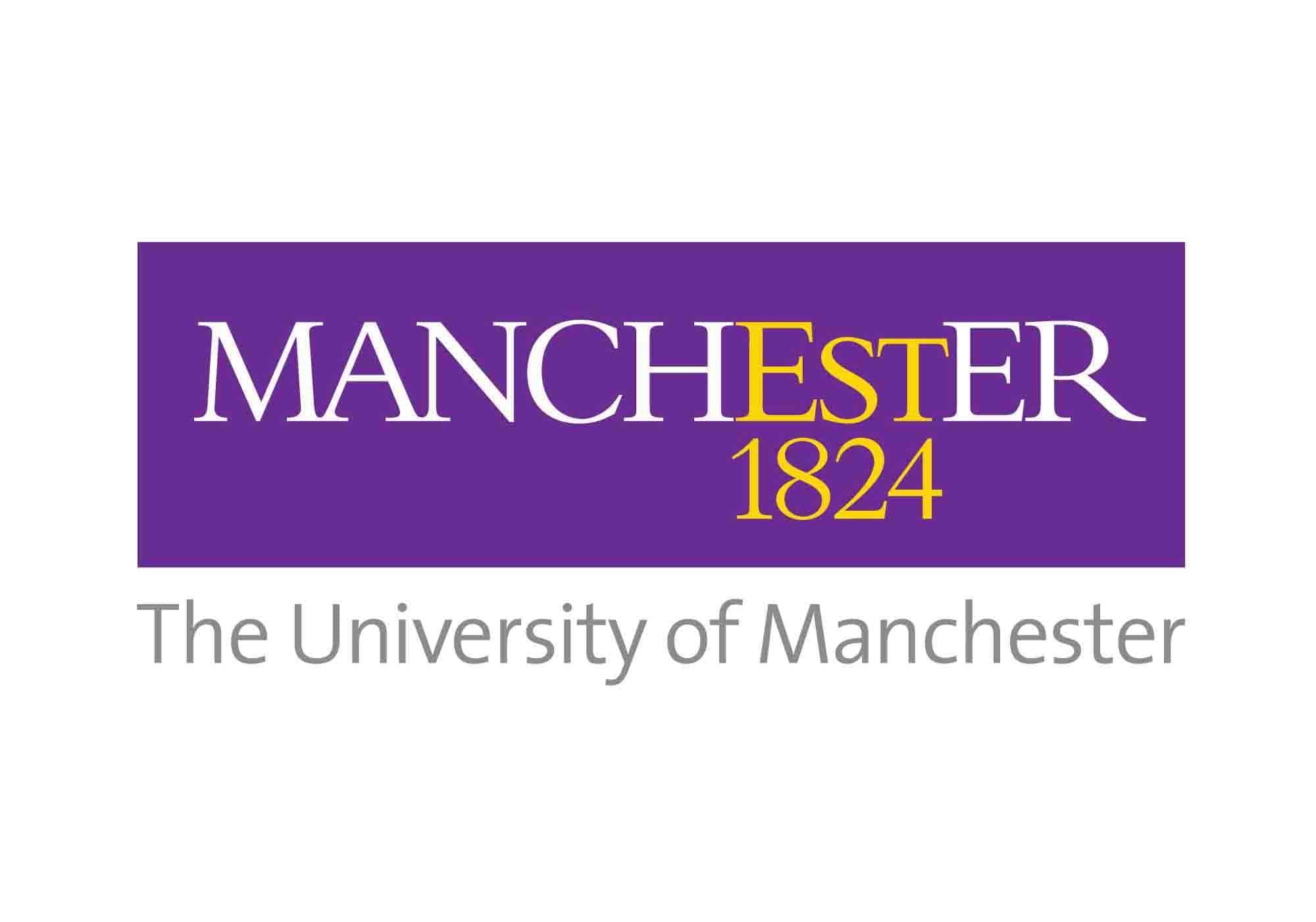 web logo - man uni