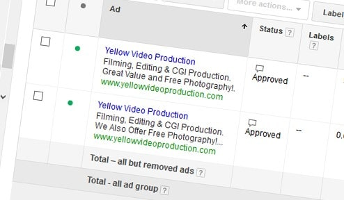 How to get better results from Google AdWords 11