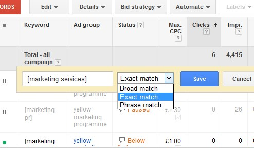 How to get better results from Google AdWords 8