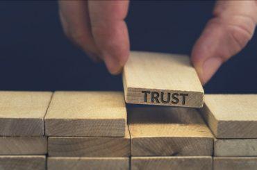 How to build trust in uncertain times
